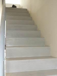 les 25 meilleures idees concernant escalier beton cire sur With peinture sur beton brut