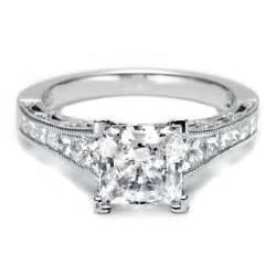 wedding rings for princess cut princess cut wedding rings wowing your fiancée ipunya
