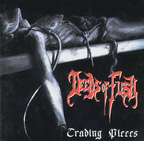 deeds  flesh wallpaper  ozzyhelter  deviantart