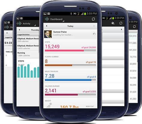 fitbit app for android fitbit s free android app