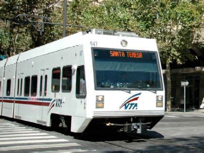 light rail san jose driver in san jose in collision with vta
