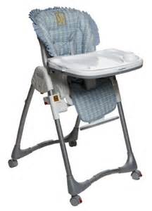 can you recommend a vinyl covered high chair