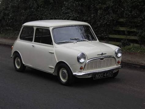 1962 Morris Mini MKI SOLD   Car And Classic