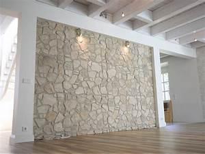 Wandgestaltung Mit Steinoptik : haus renovieren aus einer hand raumax ~ Markanthonyermac.com Haus und Dekorationen