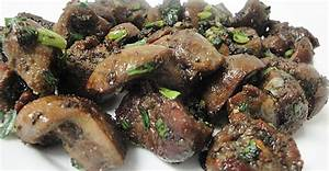 Peppered Ox Kidney With Spring Onions