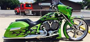 """2013 Victory Cross Country Big Wheel Bagger 26"""" NO RESERVE!!!!"""