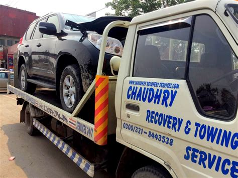 car accident recovery services chaudhary recovery car