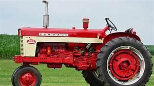 1959 Farmall 460 Gas