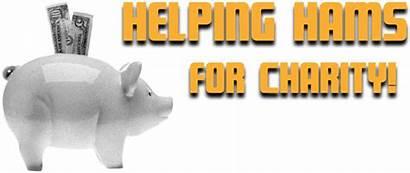 Hams Charity Helping Doorways Broad Boulevard Pig