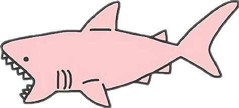 Shark Pink Aesthetic Tumblr