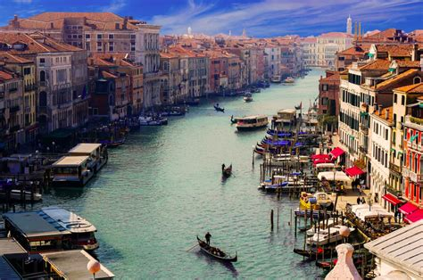 A Beginners Guide To Venice Italys City Of Love The