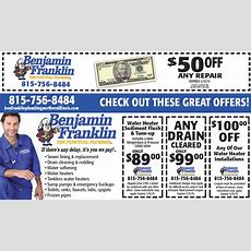 Check Out These New Plumbing Coupons Today!  Dekalb County Online