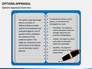 Options Appraisal Powerpoint Template