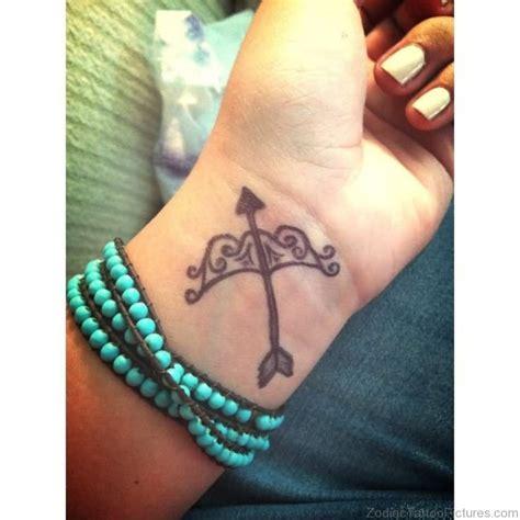 70 Cute Sagittarius Tattoos For Wrist
