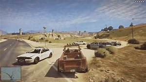 Grand Theft Auto V Gameplay Analysis: Running On The PS3 ...