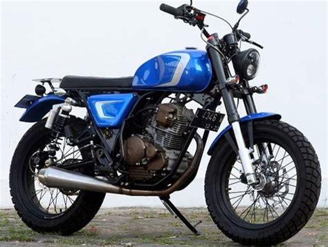 Yamaha Scorpio Modif by Modif Scorpio Z Scrambler Special Goozir