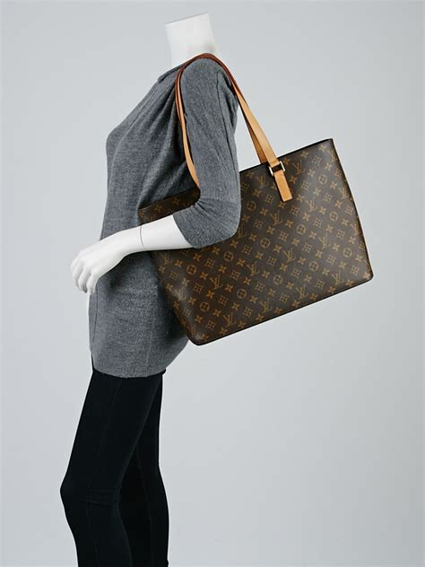 louis vuitton monogram canvas luco tote bag yoogis closet