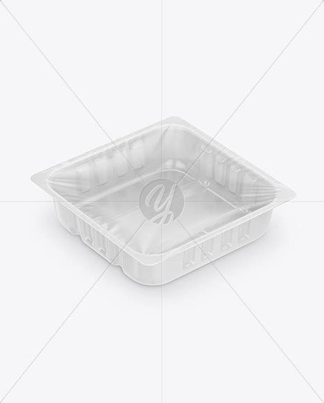 Overview use this mockup of plastic tray with candies in top view for the most effective display of your design. Plastic Tray With Bok Choy Mockup - Plastic Bag With ...