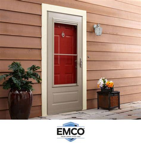 emco screen door 17 best ideas about emco door on