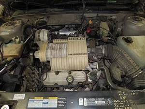 1995 Buick Riviera Engine Motor 3 8l Supercharged  20231679