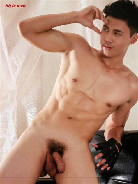 AsianStreetGuys: AsianStreetGuys: Handsome Thai Model with Big Cock
