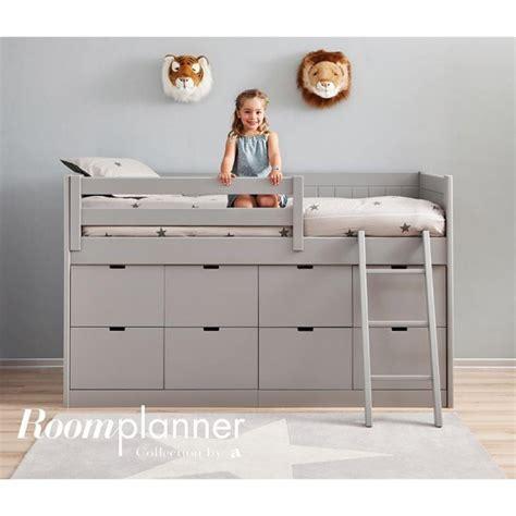 taille d un bureau chambre enfant avec lit à tiroirs bureau et rangement