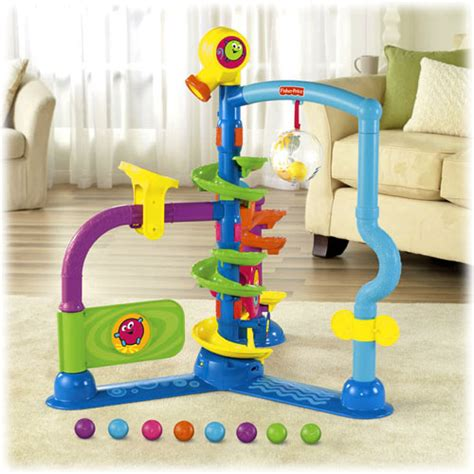 Stand Up Toys For Babies by Fisher Price Cruise Amp Groove Ballapalooza Gamesplus