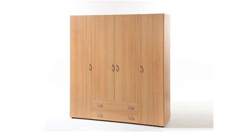 kleiderschrank 160 cm breit kleiderschrank base 4 in buche dekor 4 t 252 rig 160 cm breit