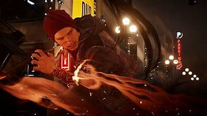 InFamous: Second Son assets introduce you to Abigail