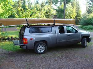 Kayak Rack for Truck with Topper