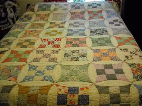 nine patch quilt ss162 50 antique quilt nine patch orange peel patterns