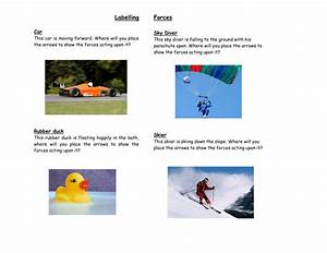 Forces And Energy Differentiated Revision Sheets By