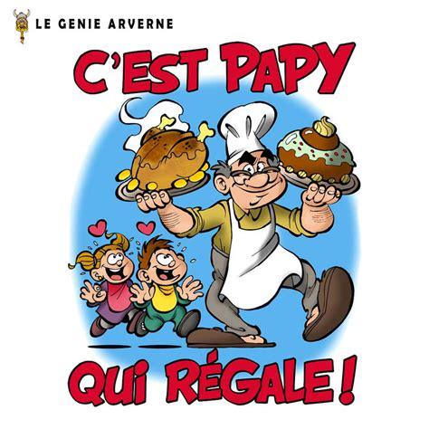 image drole cuisine tablier papy qui régale