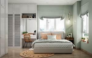 Light-green-bedroom