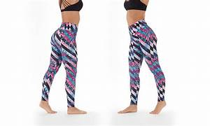 Bally Total Fitness Clothing Size Chart Bally Total Fitness Women 39 S 27 Quot Printed Groupon
