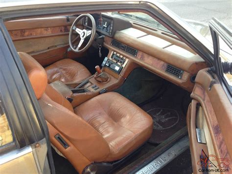 maserati spa interior service manual 1984 maserati biturbo rear door interior