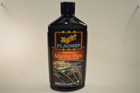 Meguiars Boat Wax Kit by Meguiars Flagship Premium Marine Wax Nautique Parts