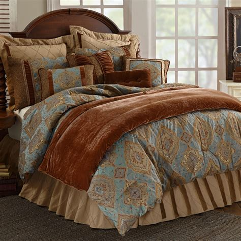 bianca 4 piece luxury comforter set hiend accents luxury