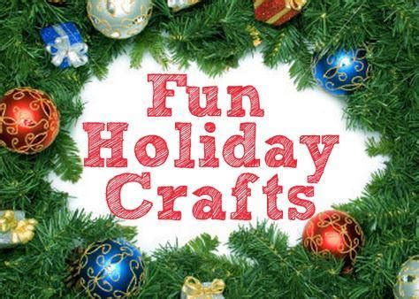 craft activities images on the occasion of christmas crafts for holidays and special occasions