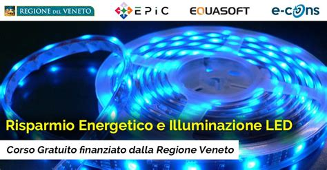 illuminazione risparmio energetico lighting led technology risparmio energetico e
