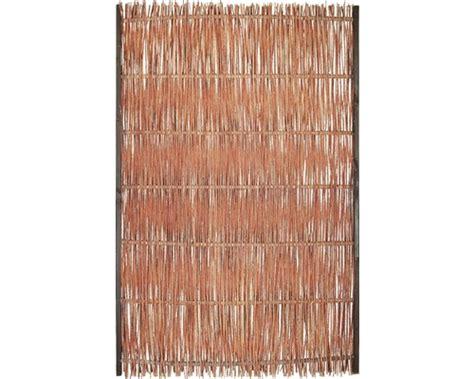 geflochtene gartenzäune sichtschutzelement geflochtene weide 120 x 180 cm natur