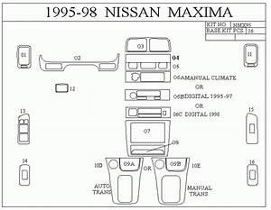Nissan Chrome Grill  Chrome Trim Accessories  Nissan