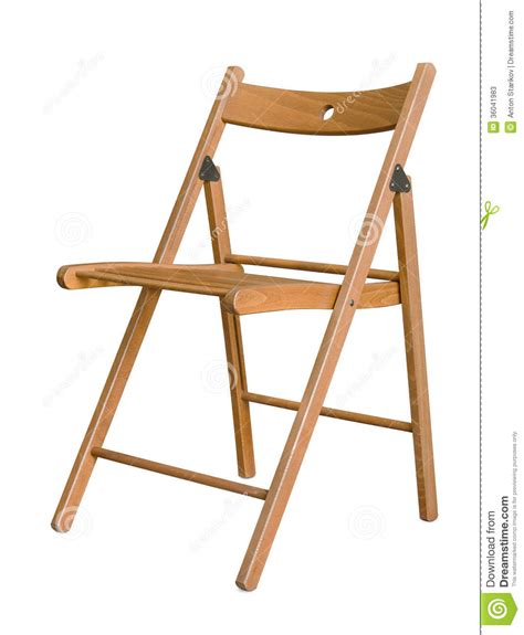 folding chair stock photos image 36041983