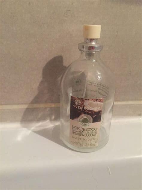 avis eau de toilette noix de coco de malaisie 100ml les plaisirs nature yves rocher parfums