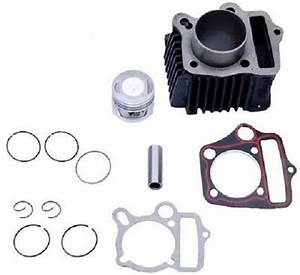 Aftermarket Rebuild Kit Cylinder Head For Atc70 Crf70 Ct70