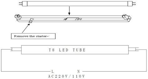 Led Tube Wiring Diagram Bookingritzcarlton Info