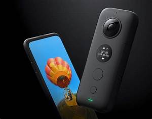Camera Connectée Iphone : insta360 one x la nouvelle cam ra 360 connect e iphone ~ Melissatoandfro.com Idées de Décoration