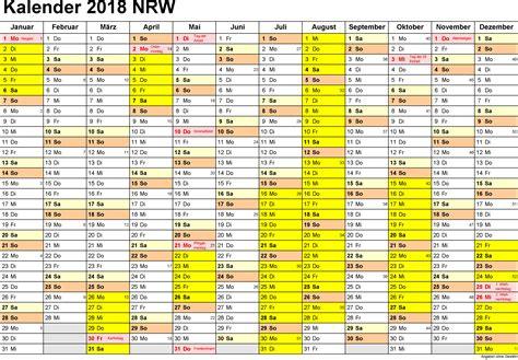kalender  nrw mit feiertagen und ferien  seimado