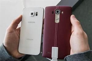 Lg G4 Vs  Galaxy S6  In