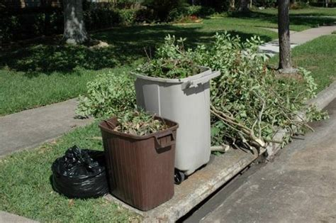 Sugar Land, Tx  Official Website  Green Waste